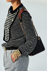 Chanel Quilted Shoulder Bag - Fall 2020