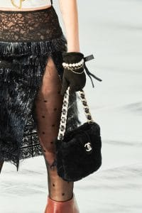 Chanel Shearling Mini Bag - Fall 2020