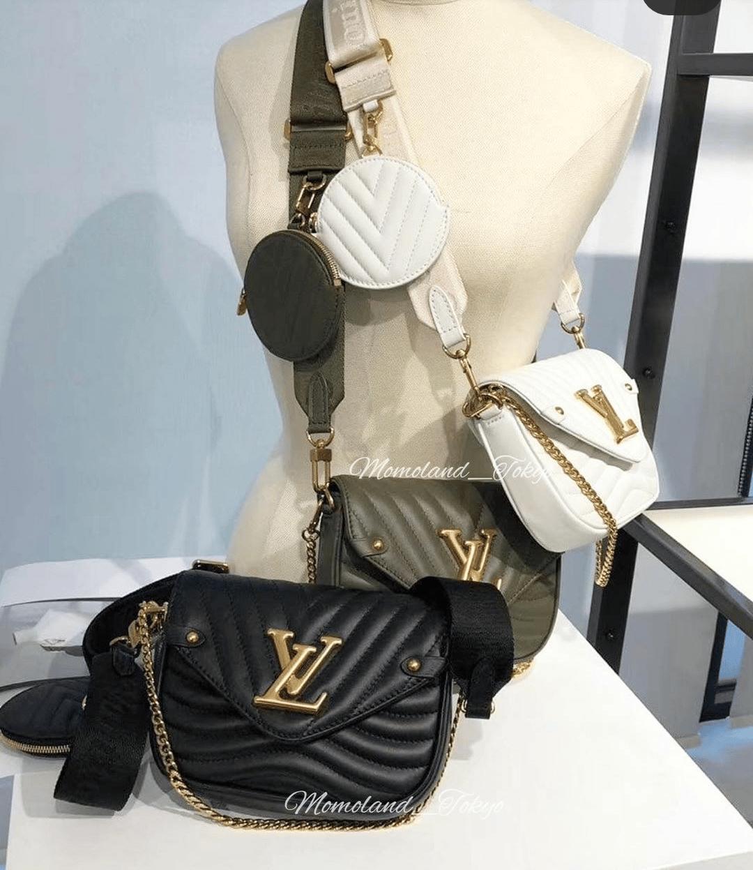 Louis Vuitton New Wave Multi Pochette Bag