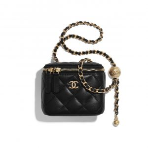Chanel Black Classic Box with Chain Bag
