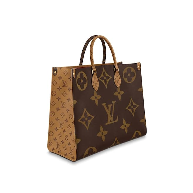 Louis Vuitton Onthego Tote Bag Reference Guide | Spotted ...