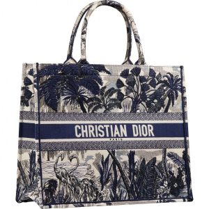 Dior Book Tote Bag - Prefall 2020