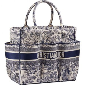 Dior Garden Tote Bag - Prefall 2020