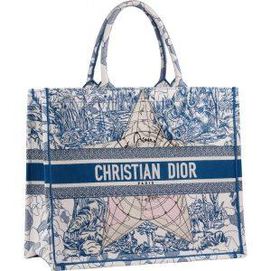 Dior Atlas Book tote - Prefall 2020