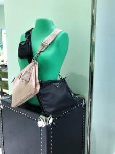 Prada Re-Edition Satchel Bag
