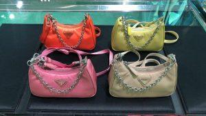 Prada Re-Edition Mini Bag