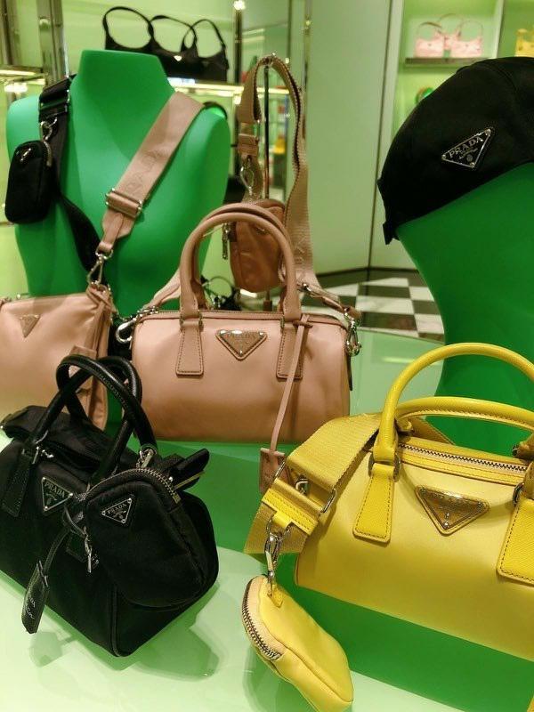 Prada Re-Edition Duffle Bag