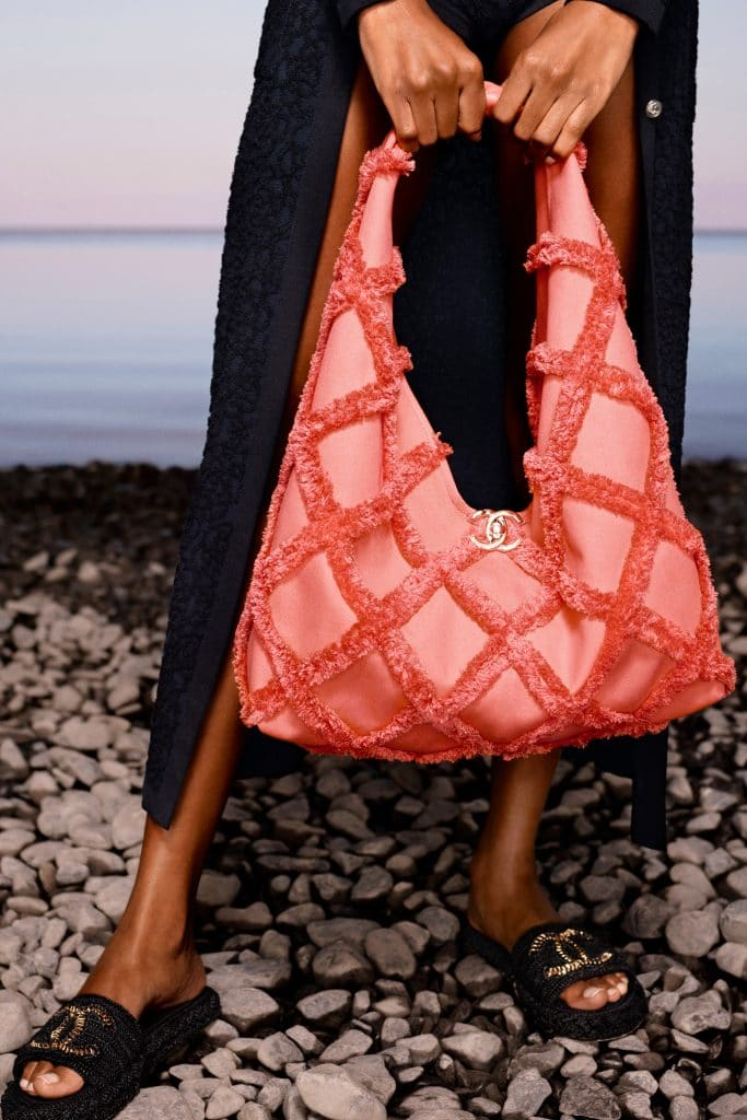 Chanel Pink Tote Bag - Cruise 2021