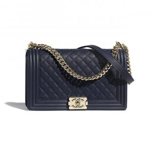 Chanel New Medium Boy Chanel Bag