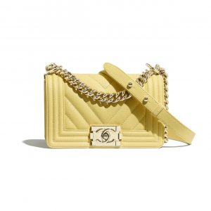 Chanel Small Boy Chanel Bag