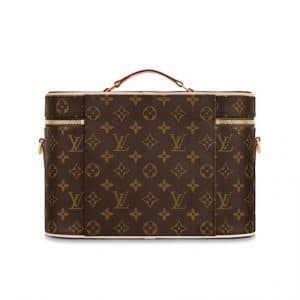 Louis Vuitton Monogram Canvas Nice Vanity 2