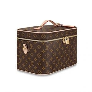Louis Vuitton Monogram Canvas Nice Vanity 3
