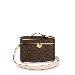 Louis Vuitton Monogram Canvas Nice Vanity Bag