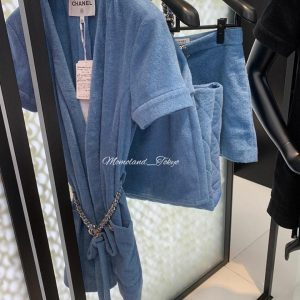Chanel Coco Beach Robe, Tote and Skirt