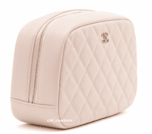 Chanel Light Pink Pouch Bag - Cruise 2021