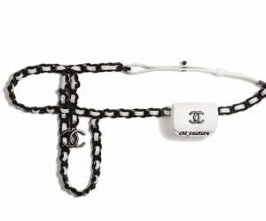 Chanel White Waistbag : Crossbody Bag - Cruise 2021