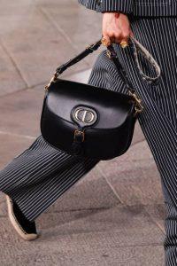 Dior Black Bobby Shoulder Bag - Cruise 2021