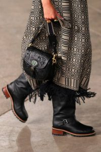 Dior Black Laser Cut Bobby Shoulder Bag - Cruise 2021