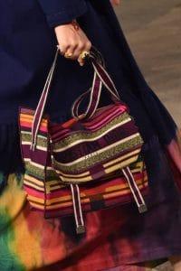 Dior Multicolor Messenger Bag - Cruise 2021