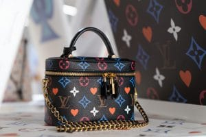 Louis Vuitton Black Multicolor Vanity Bag - Cruise 2021