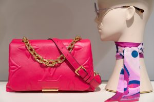 Louis Vuitton Fuchsia Bag - Cruise 2021