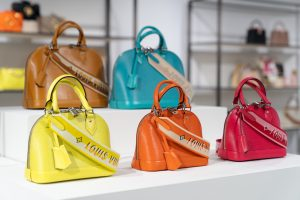 Louis Vuitton Multicolor Alma Bags - Cruise 2021