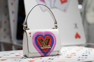 Louis Vuitton Multicolor Twist Bag - Cruise 2021