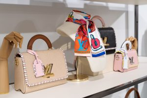 Louis Vuitton Twist Bags - Cruise 2021