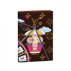 Louis Vuitton Monogram Canvas/Ferris Wheel Passport Cover
