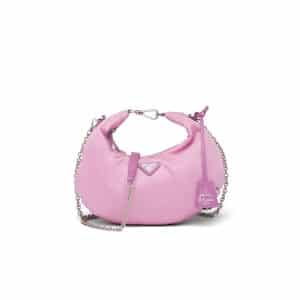 Prada Primula Nylon Re-Edition 2006 Hobo Bag