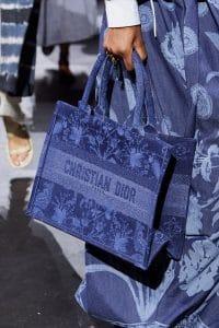 Dior Small Book Tote Bag - Spring 2021