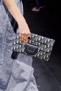 Dior Oblique Clutch - Spring 2021