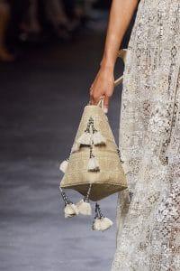 Dior Beige Tassel Bag - Spring 2021