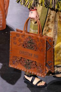 Dior Perforated Tote Bag - Spring 2021