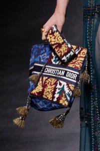 Dior Tassel Tote Bag - Spring 2021