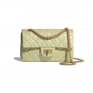 Chanel Green Small Reissue 2.55 Bag