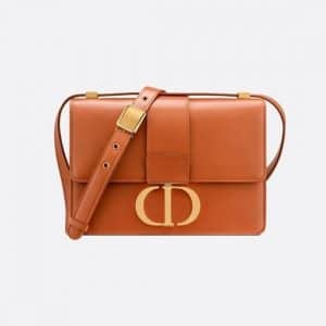 Dior Dark Tan 30 Montaigne Bag