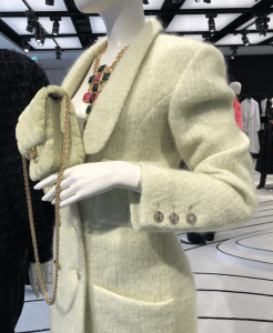 Chanel Light Green Reissue Flap Bag