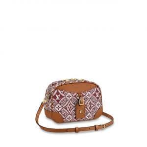 Louis Vuitton Bordeaux Since 1854 Deauville Mini Bag