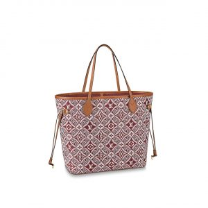 Louis Vuitton Bordeaux Since 1854 Neverfull MM Bag