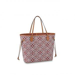 Louis Vuitton Bordeaux Since 1854 Neverfull MM Bag
