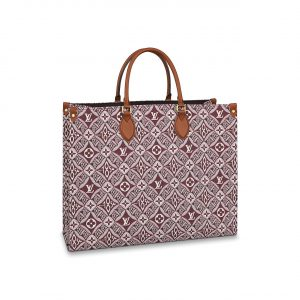 Louis Vuitton Bordeaux Since 1854 Onthego GM Bag