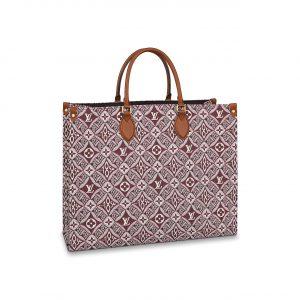 Louis Vuitton Bordeaux Since 1854 Onthego GM Bag