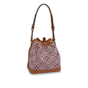 Louis Vuitton Bordeaux Since 1854 Petit Noe Bag