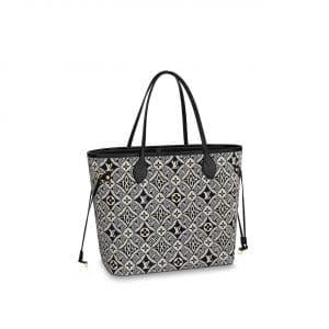 Louis Vuitton Grey Since 1854 Neverfull MM Bag