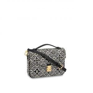 Louis Vuitton Grey Since 1854 Pochette Métis Bag