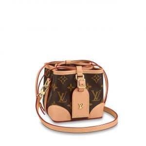 Louis Vuitton Monogram Canvas Noé Purse Bag