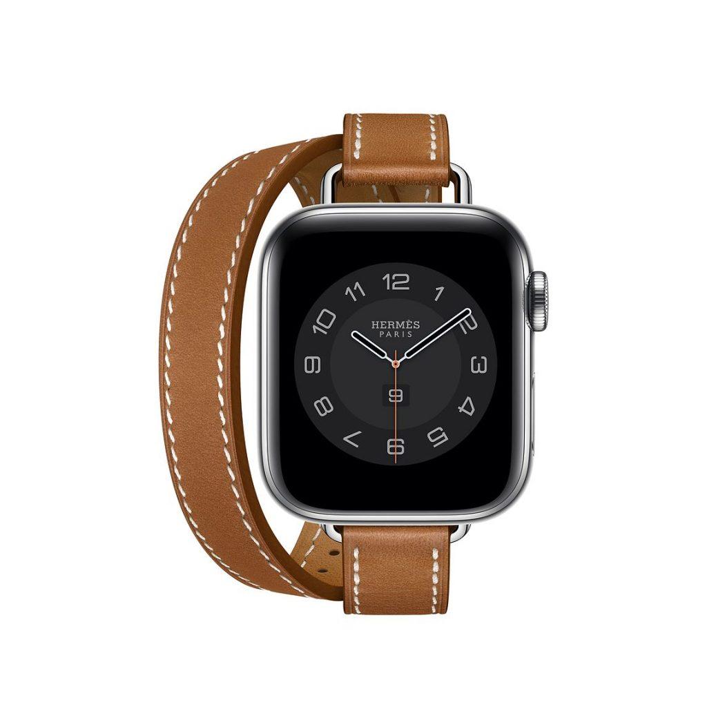 Apple Watch Hermès Attelage