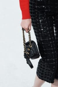 Chanel Black Flap Bag - Spring 2021