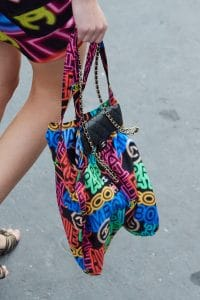 Chanel Multicolor Tote Bag - Spring 2021